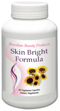 skin brightening capsules, light skin, brighter,